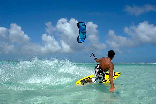 croisiere kitesurf